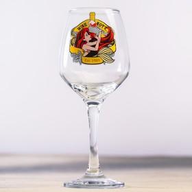 Бокал для вина «Wine not?», 350 мл