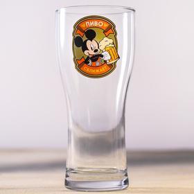 Пивной бокал «Пиво сближает», 570 мл