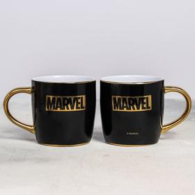 """Кружка """"Marvel"""", Мстители, гальваника 300 мл"""