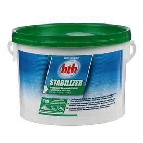 Стабилизатор хлора в гранулах hth STABILIZER, 3 кг