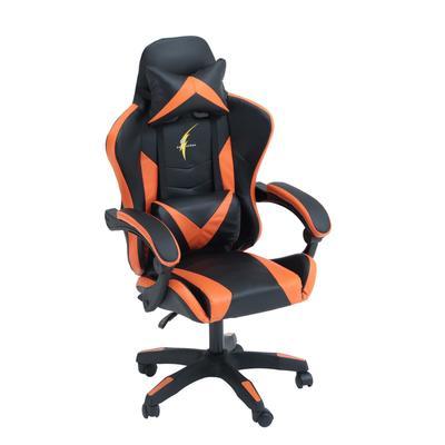 Кресло игровое SL™ TITANUS YS-903, чёрно-оранжевое - Фото 1