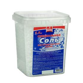 Соль для ПММ, Frau Gretta  специальная гранулированная 1,5 кг Ош