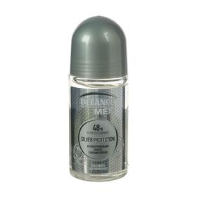 Дезодорант мужский Defance Silver protection, шариковый, 50 мл Ош