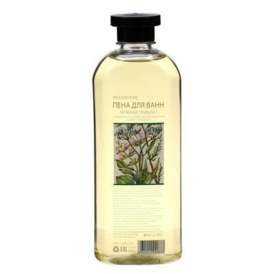 Пена для ванн «Русское поле», лечебные травы, 500 мл - Фото 1