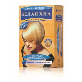 Средство для осветления волос Galant Cosmetic «Белая хна»