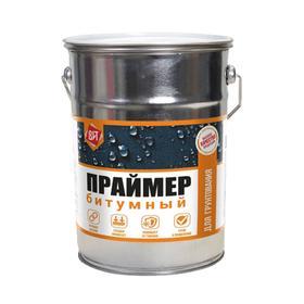 Праймер битумный Царицынские краски 15 кг Ош