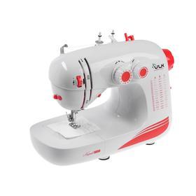 Швейная машина VLK Napoli 2450, 42 операций, LED подсветка, бело-розовая Ош