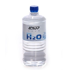 Вода дистиллированная Lavr, 1 л Ош