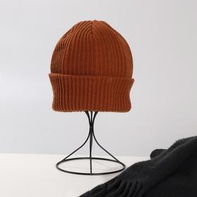 Подставка для шапок, h= 32, цвет чёрный Ош