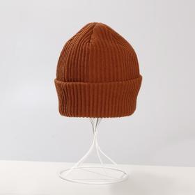 Подставка для шапок, h= 32, цвет белый Ош