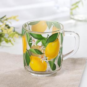 Кружка Vellarti «Лимоны»,230 мл