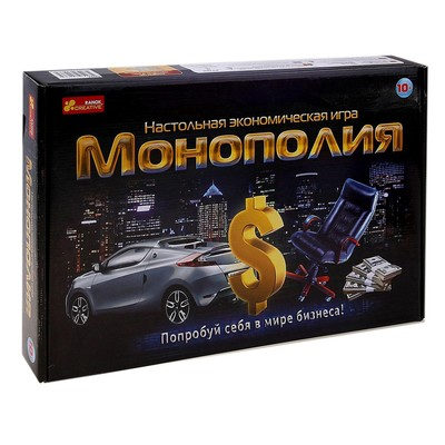 Настольная игра «Монополия» - Фото 1
