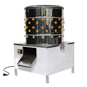 Перосъёмная машина NT-600WF для бройлеров, кур и уток c подачей воды Ош