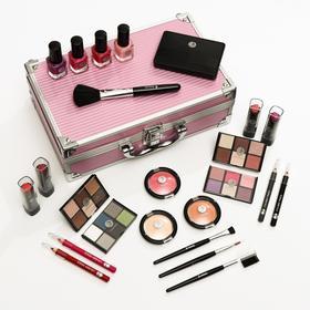 Косметический набор 2K Beauty New York Pink
