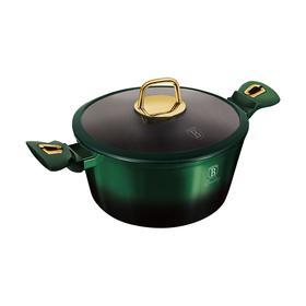 Кастрюля с крышкой Emerald Metallic Line, 20 см, 2.5 л