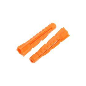 Дюбель универсальный Tech-Krep 6х37, полипропилен, 10 шт.