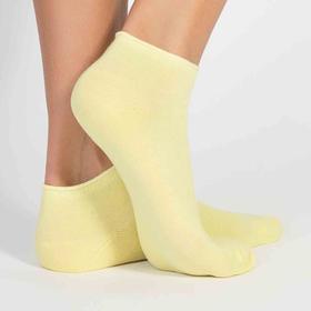 Носки женские INCANTO, цвет жёлтый (giallo), размер 3 (39-40)