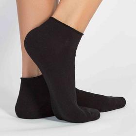 Носки женские INCANTO, цвет чёрный (nero), размер 3 (39-40)