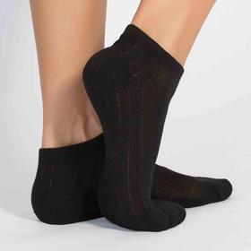 Носки женские INCANTO, цвет чёрный (nero), размер 2 (36-38)