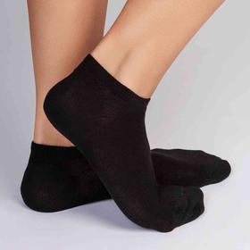 Носки женские INCANTO, цвет чёрный (nero) размер 2 (36-38)