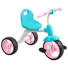 Велосипед трехколесный Nika ВД1, цвет белый с розовым Ош