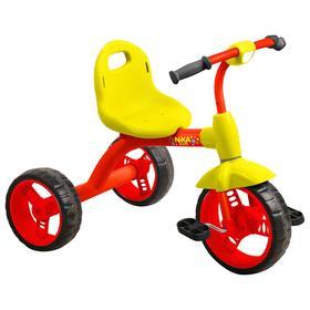 Велосипед трехколесный Nika ВД1, цвет красный с желтым Ош