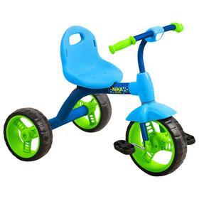 Велосипед трехколесный Nika ВД1, цвет синий с зеленым Ош