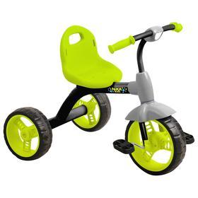 Велосипед трехколесный Nika ВД1, цвет черный с лимонным Ош