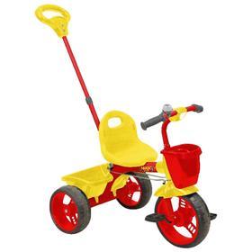 Велосипед трехколесный Nika ВД2, цвет красный с желтым Ош