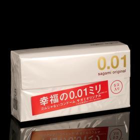Презервативы Sagami Original 001, 5 шт./уп