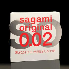 Презервативы Sagami Original 002, 1 шт./уп.