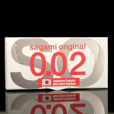 Презервативы Sagami Original 002, 2 шт./уп. - Фото 1