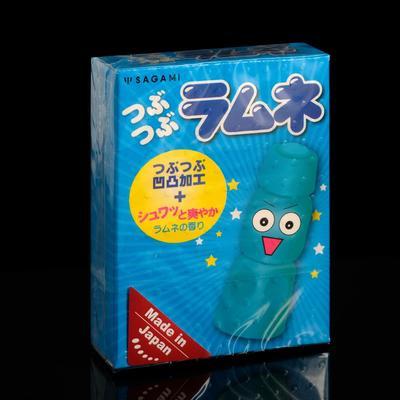 Презервативы Sagami Lemonade, 5 шт./уп. - Фото 1
