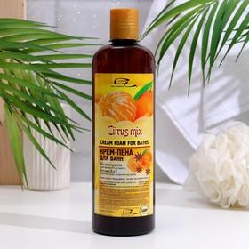 Крем-пена для ванн серии Parli Cosmetics «Мандарин с корицей», 500 мл