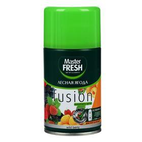 Освежитель воздуха Master Fresh  сменный баллон Лесная ягода 250мл