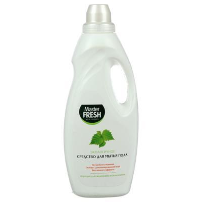 Экологичное средство для мытья полов Master FRESH, 1000мл - Фото 1
