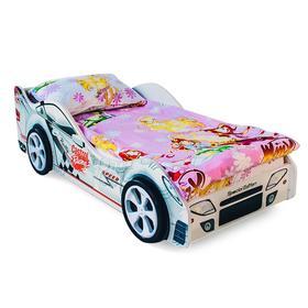 Детская кровать-машина Бельмарко «Безмятежность» Ош