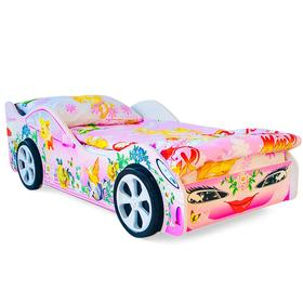 Детская кровать-машина Бельмарко «Фея» Ош