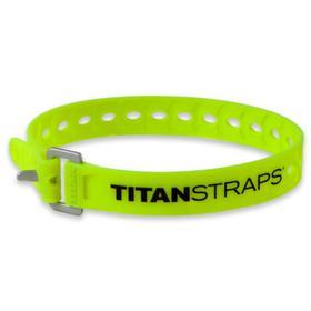 Ремень крепёжный TitanStraps Super Straps желтый L = 46 см (Dmax = 12,7 см, Dmin = 3,2 см) Ош