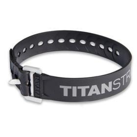 Ремень крепёжный TitanStraps Industrial черный L = 51 см (Dmax = 14,15 см, Dmin = 5,5 см) Ош