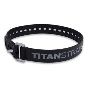 Ремень крепёжный TitanStraps Industrial черный L = 64 см (Dmax = 18 см, Dmin = 5,5 см) Ош
