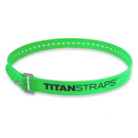Ремень крепёжный TitanStraps Industrial зеленый L = 91 см (Dmax = 27 см, Dmin = 5,5 см) Ош