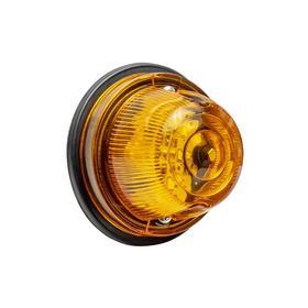 Повторитель поворота УАЗ на светодиодах (жёлтый рассеиватель) 6LED-12V Ош