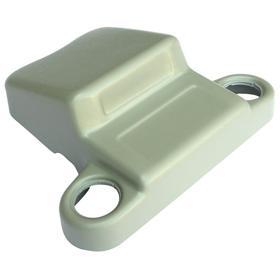 Консоль потолочная для установки р/c УАЗ Патриот с штатным люком, без выреза под р/c, серая   676302 Ош