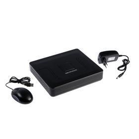 Видеорегистратор мультигибрид EL RA-541, AHD/TVI/CVI/CVBS/IP, 1080 Р, 4 канала Ош