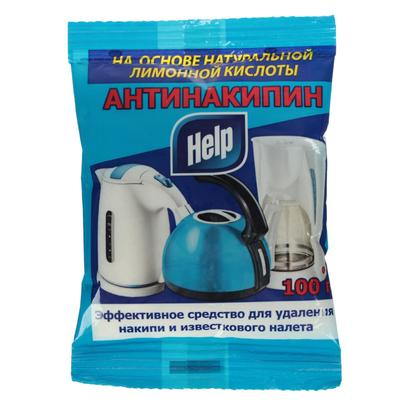 "Чистящее средство ""Help"" Антинакипин 100 г - Фото 1"