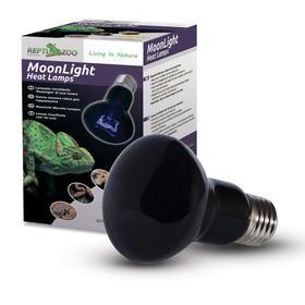"""Лампа ночная """"ReptiNightglow"""", 100 Вт"""