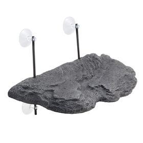 Плотик для черепах плавающий, размер L,  39 х 23,5 х 3,5 см