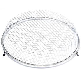 Сетка защитная для террариумных светильников, d 14 см