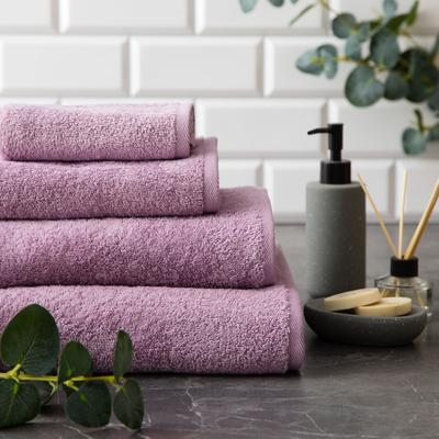 "Полотенце махровое ""Этель"" Organic Lavender 70х130 см, 100% хл, 420гр/м2 - Фото 1"
